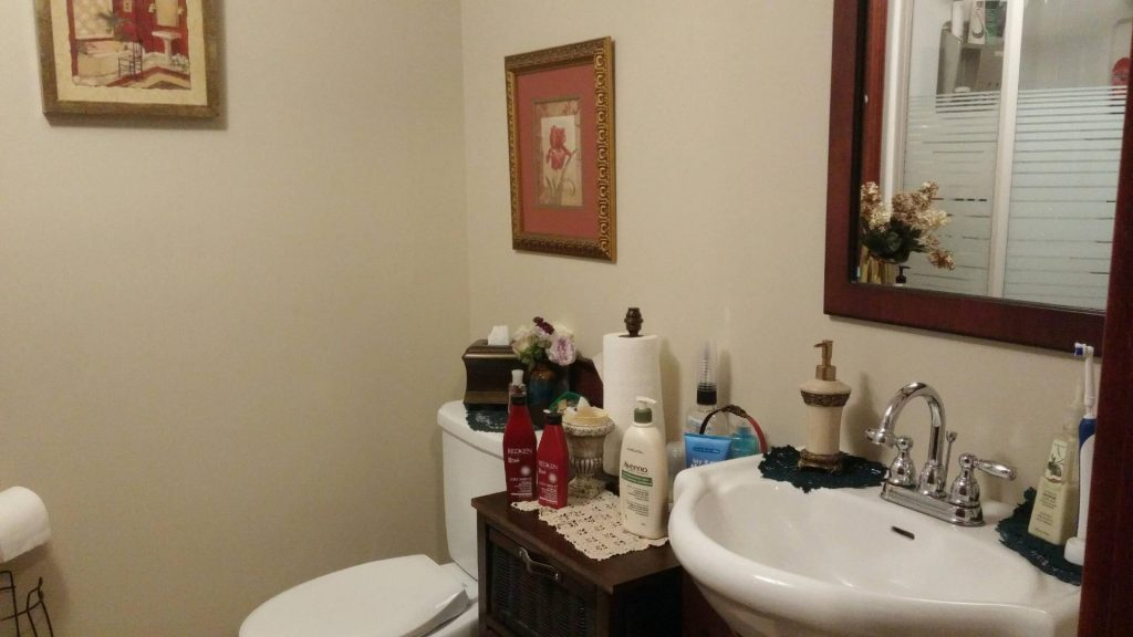 Belliesle Bay Bed And Breakfast Bathroom